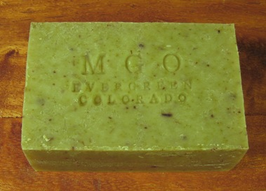 Mountain Girl Organics Lavender Lime Soap